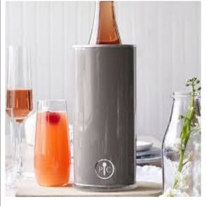 New in box Pampered Chef Wine & Champagne Chiller